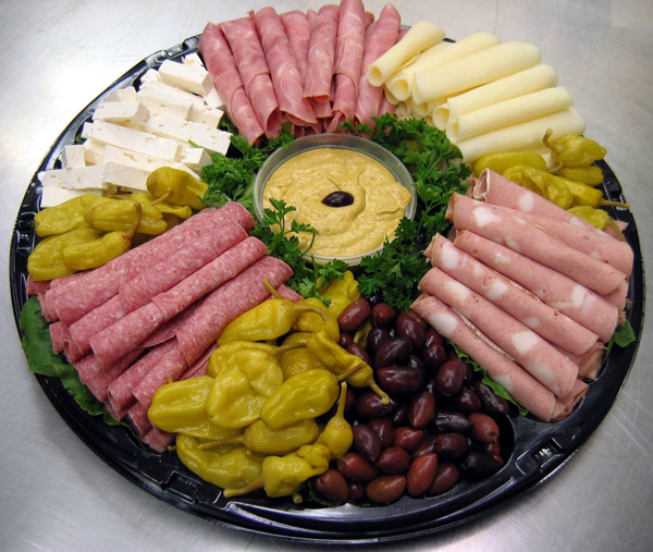 Cold Buffet Platter