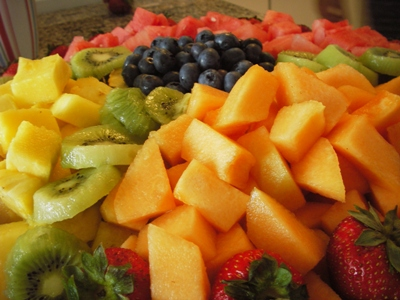 Mixed Fresh Fruit Salad